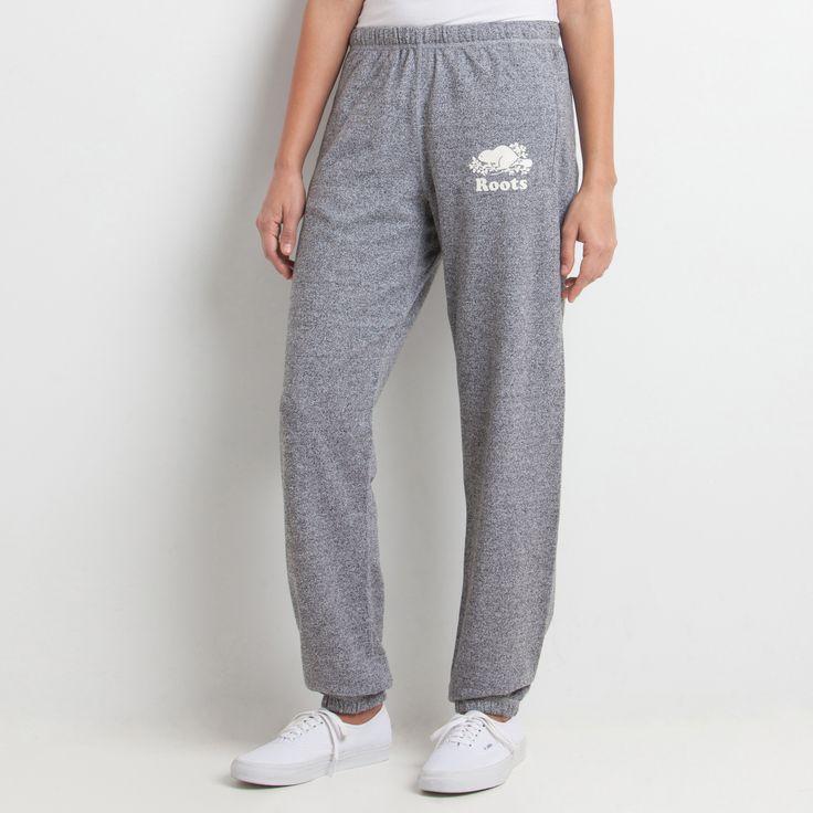 Pocket Original Sweatpant Roots | Roots Sweatpants for Women