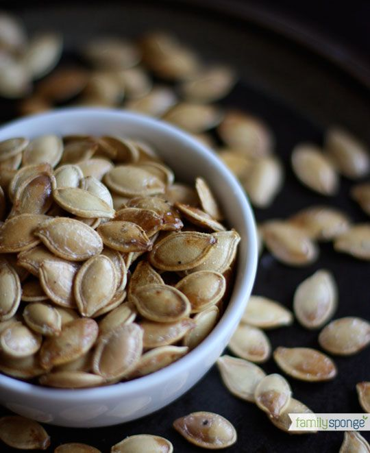 Pumpkin Seed Recipe With Coconut Oil