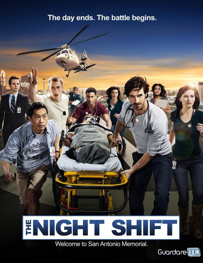 The Night Shift in streaming