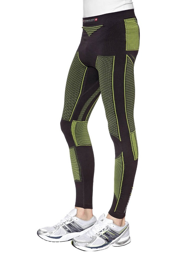 X Bionic - EVO Pants - meggings that look like you just ran in from TRON?