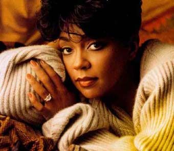 Anita Baker - started singing to her music when I was 15