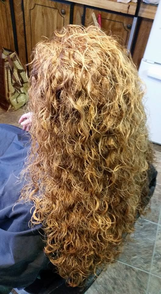 22 best long perms images on pinterest spiral perms hair perms beautiful results of a piggyback perm wrap urmus Gallery