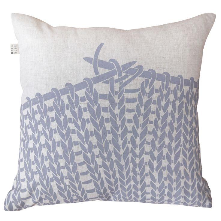 Maya muse textiles cushion