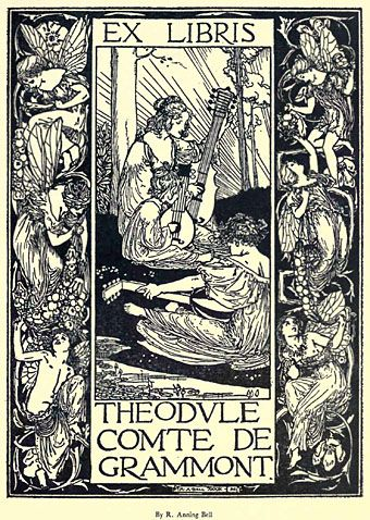 Wilbur Macey Stone's Book-plates of To-day (1902) is a small overview of the art of the bookplate