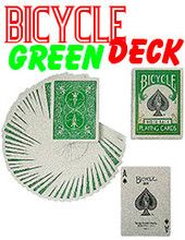 Bicycle Deck - Green