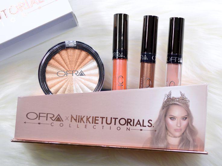 OFRA x Nikkie Tutorials Collection