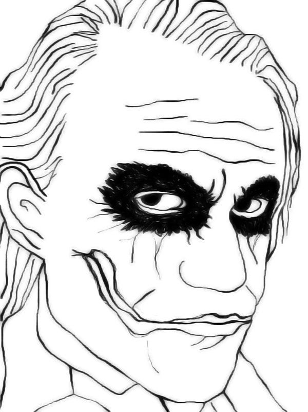 dark knight coloring pages - 17 best images about joker on pinterest lego batman