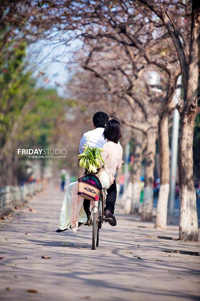 Chuyện tình Hoa Tháng Tư - [ FRIDAY studio ]