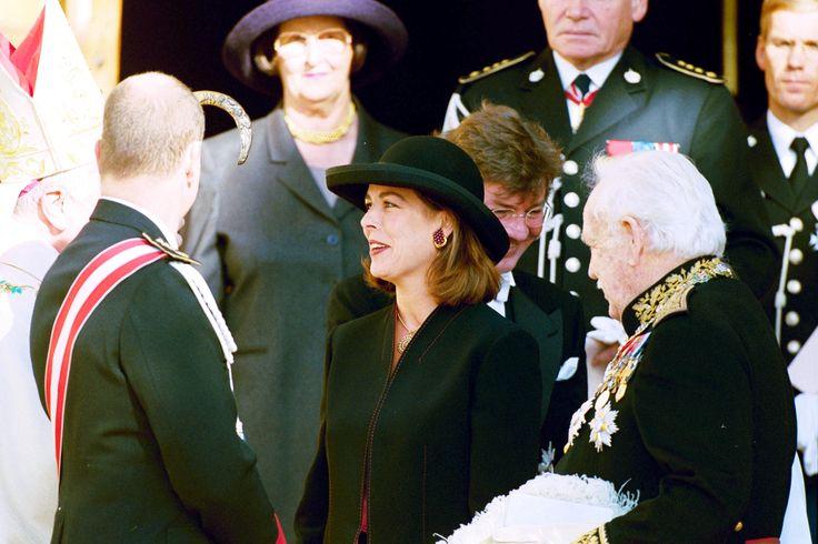 Beau Monde   Toen & nu: prinses Caroline