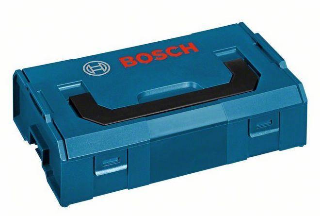 L-BOXX Mini Professional Kleinsortiment-Box Kleinteileaufbewahrung | Bosch Professional