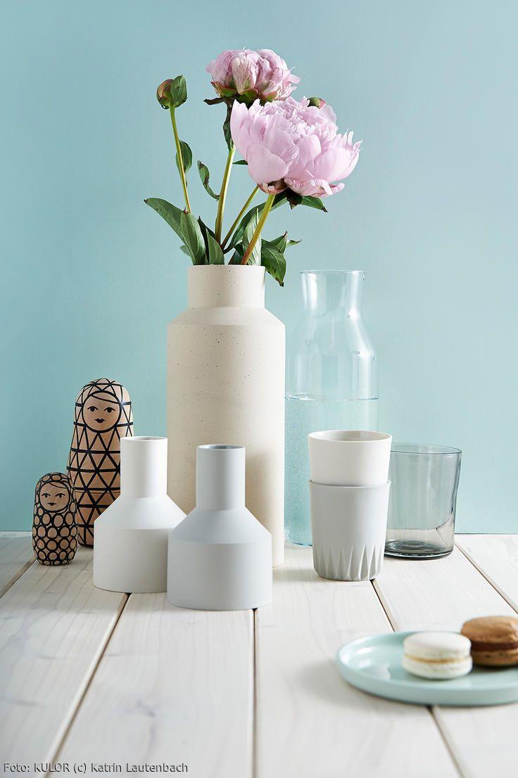 Feine Keramik Von Kulør! Filigrane Vasen, Becher Und Teller U2013 Im Interview  Auf Roomido