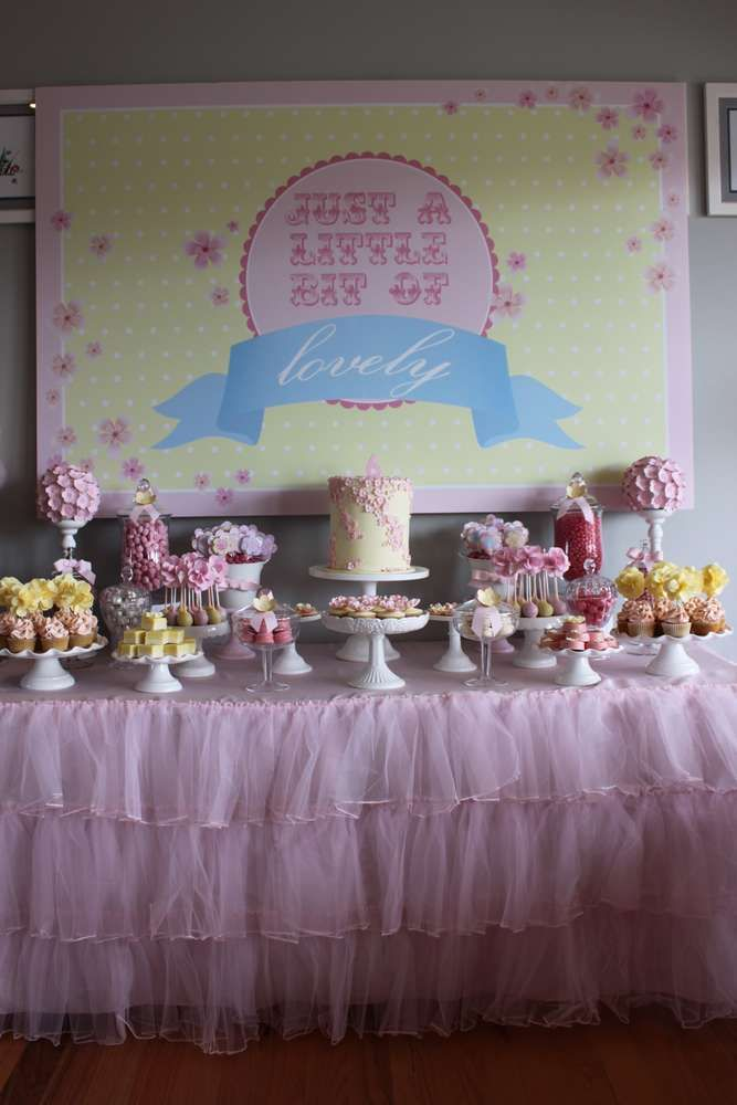 A Little Bit of Lovely | CatchMyParty.com