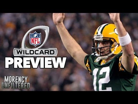 NFL Wildcard Preview With Eric Balkman | Morency Unfiltered