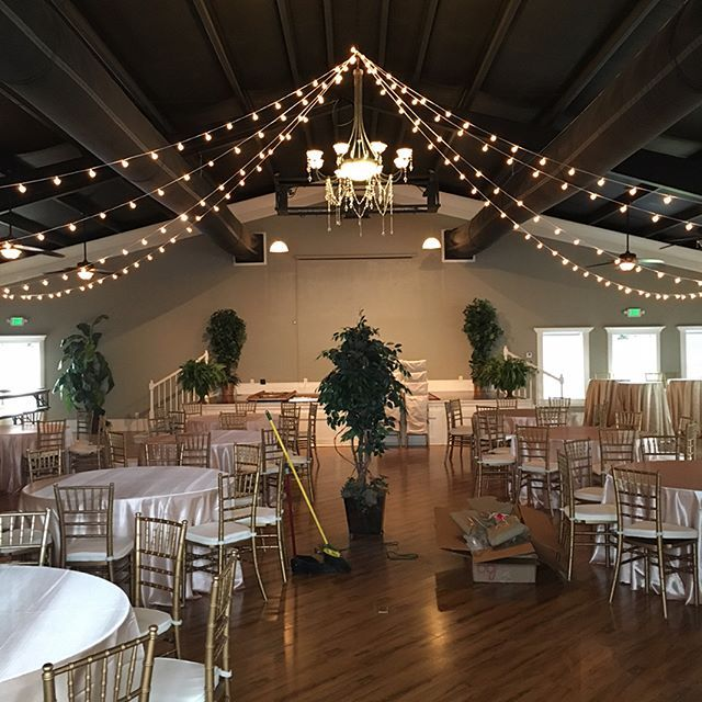 Some bistro lighting provided for a client this weekend.  #mississippi #mississippievents #mississippiwedding #mississippibride #eventlife #bride #bridesmaid #events #eventpros #eventprofs #gulfcoastweddings #gulfcoastwedding #lighting #lightingdesign #lightitup #wedding2017 #weddingplanner #eventplanner #eventplanning #eventdesign #bistrolights #evedeso #eventdesignsource - posted by Sean Sullivan https://www.instagram.com/southerneventproductions. See more Event Designs at…