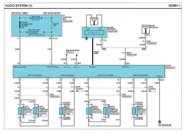 2007 Kia Spectra Wiring Diagram Helloo