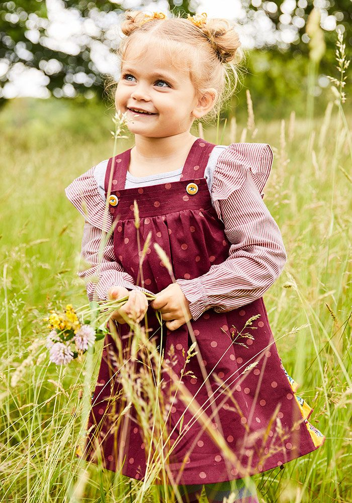 9b894ce8160b Class Act Dress - Matilda Jane Clothing - This joyful jumper is a new style  for us, but quite the quintessential school-girl dress with its traditional  ...