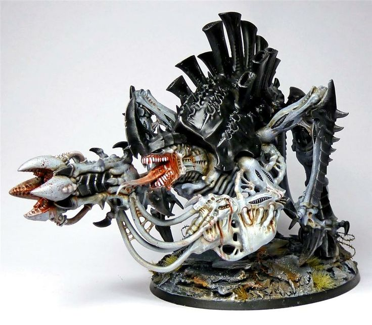 Tyrannofex painted by Christopher Poole