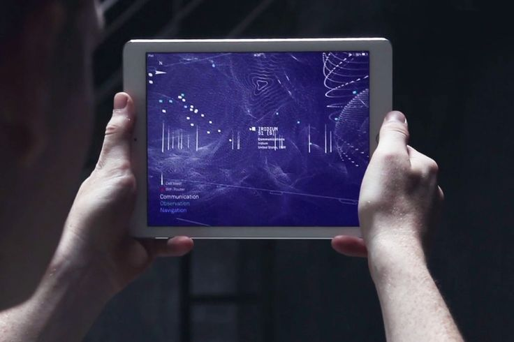 iPad App Detects Radio Waves of Electronic Devices