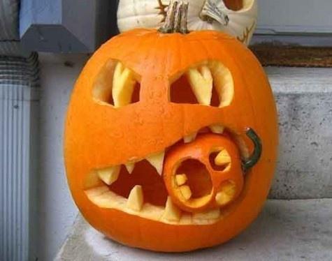 Amazing Pumpkins!