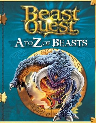 See Beast quest. A to Z of beasts in the library catalogue.