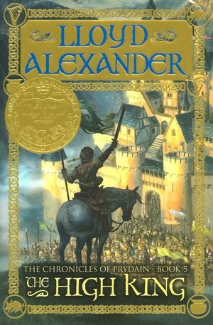 The High King (Chronicles of Prydain Series #5)
