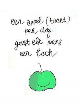 appel(taart) ;-)
