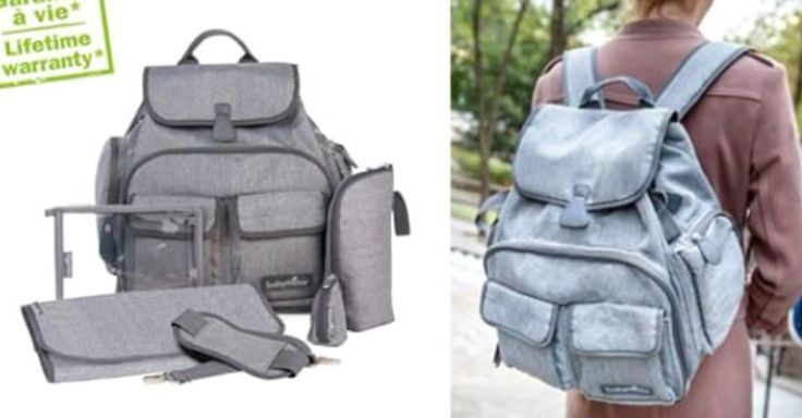 Changing bag/backpack in one! Check it out on: http://myfirstdeal.dk/?did=6476 Or check it out on: www.tjengo.com
