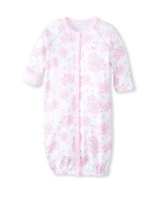 61% OFF Coccoli Kid's Converter Gown (Light Pink Flower Print)