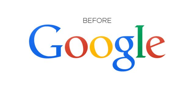 Wow. Google changed their logo... no one even noticed. Honestly, I call it logo fixing. http://www.youthedesigner.com/2014/05/28/you-be-informed-0064-subtlest-logo-change-in-history-by-google/