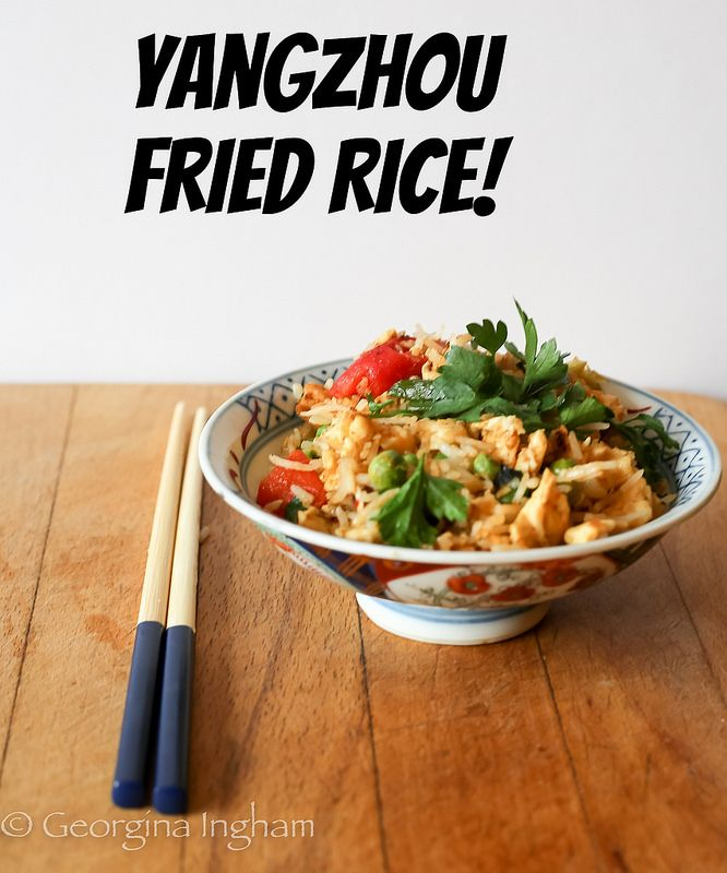 A home made take on a classic take out staple that is good enough for an Emperor!