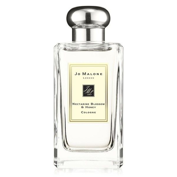 Jo Malone London Nectarine Blossom & Honey Cologne (1.095 NOK) ❤ liked on Polyvore featuring beauty products, fragrance, jo malone fragrance, eau de cologne, blossom perfume, flower fragrance and jo malone