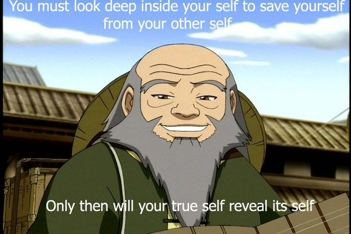 Inspiring Quotes From Iroh Avatar The Last Airbender Avatar The Last Airbender Funny Avatar Funny Avatar Airbender