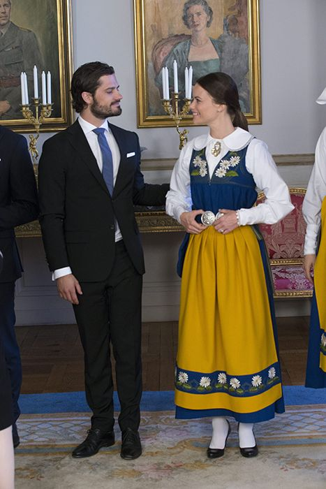 Swedish royals attend national day before Prince Carl Philip and Sofia Hellqvist's wedding - Photo 3 | Celebrity news in hellomagazine.com