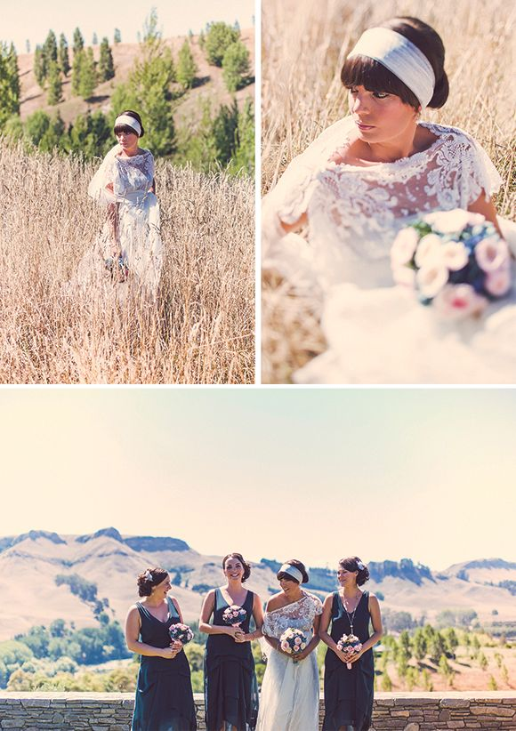 Hawkes Bay wedding by Ryan