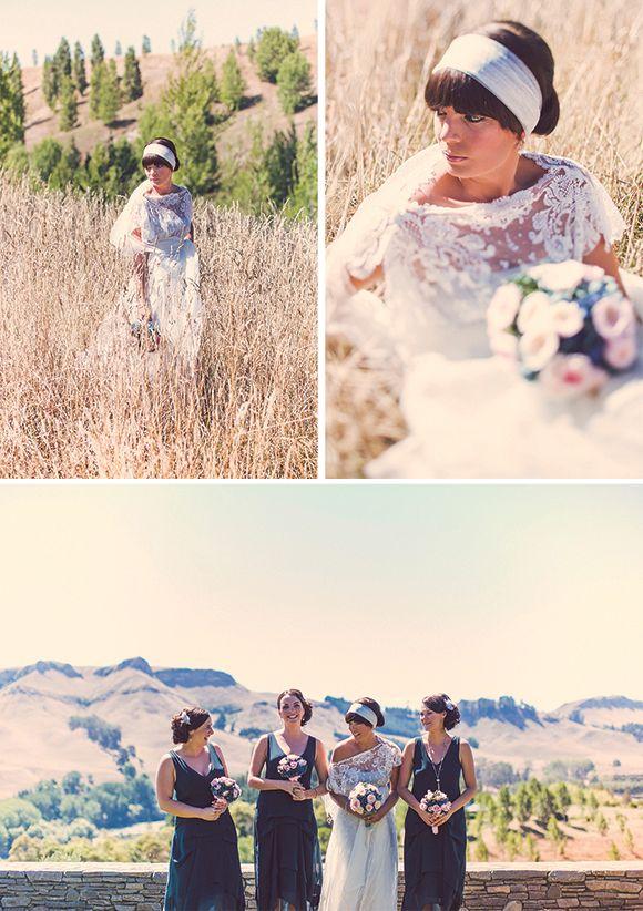 Hawkes Bay wedding by Ryan