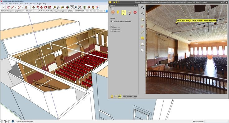 Sketchup Pro is said to be an unique technique in the sectors of architectural and 3D modeling, and emerges as an accessible way to create and design images and models.