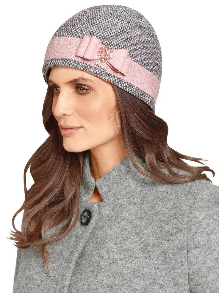 Mütze in rosé 34,99 € kaufen bei WITT WEIDEN – 262.485.006