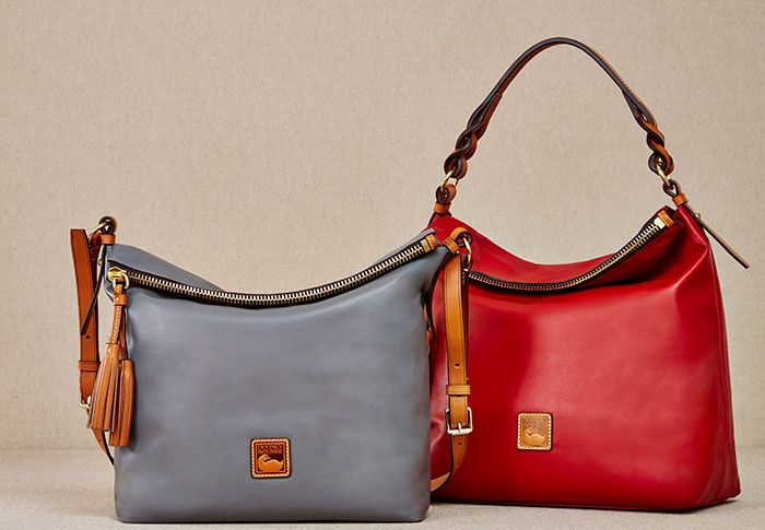 Dooney & Bourke | Newbury Leather Dixon Crossbody