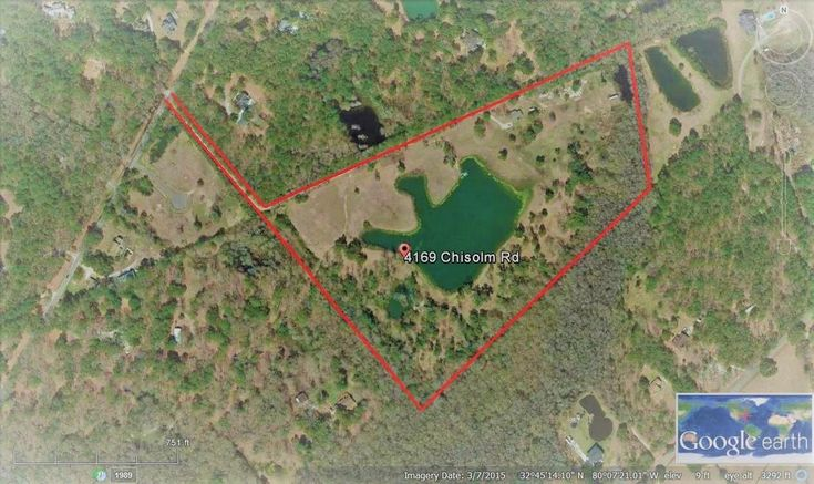 4169 Chisolm Road, Johns Island ~ REAT GREAT parcels, Two tms# which are included in price,2500000154 and 2500000207. Unique opportunity for a larger tract of land on Johns Island. Parcel is amazingly private. A 5 acre fresh water lake is on property, land is cleared and pasture grass is planted. A work shop and a modular home also on property with septic. Property also has Stone Entrance Columns with Iron Gates. http://www.homesandcondoscharleston.com