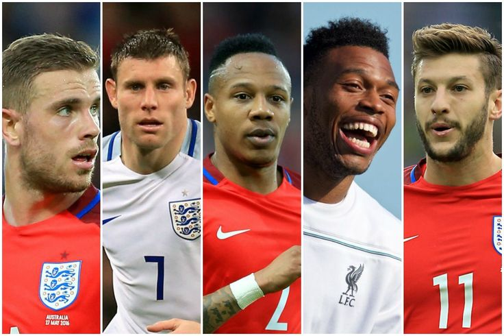 Daniel Sturridge included as 5 Liverpool players make England squad for Euro 2016