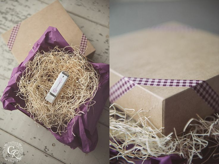 USB Flash Drive Packaging Ideas for Wedding Photography