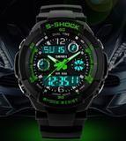 Super cool Digital and Analog wrist watch