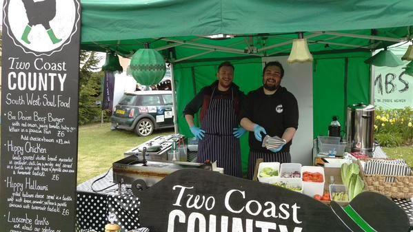 Exeter Food & Drink Festival 2015