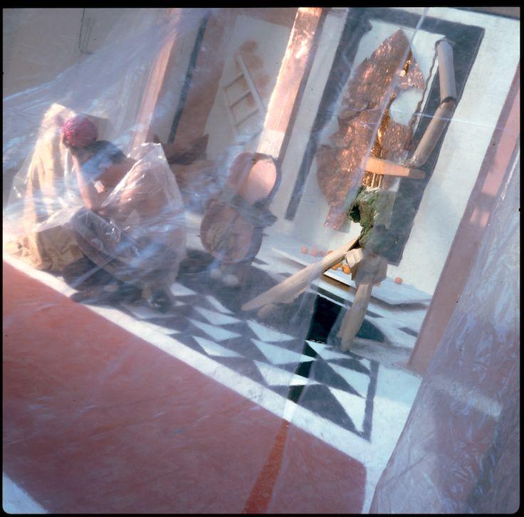Iain Macpherson - Sculpture [with Hugo Brutton]