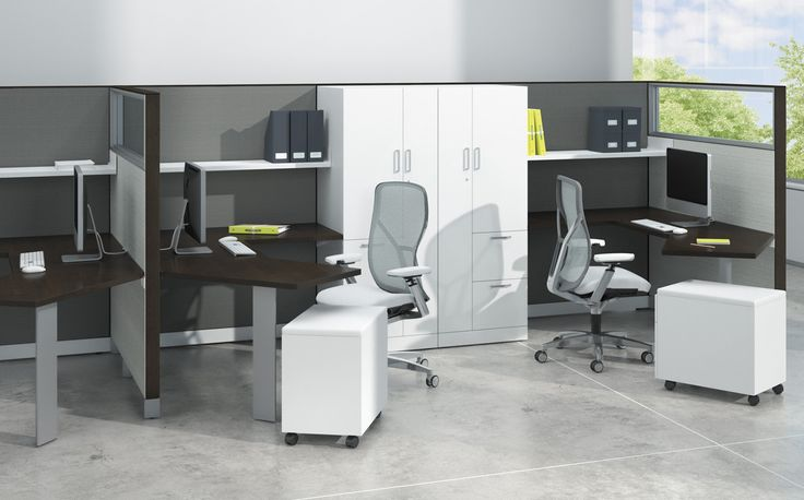 Allsteel Stride storage, office furniture
