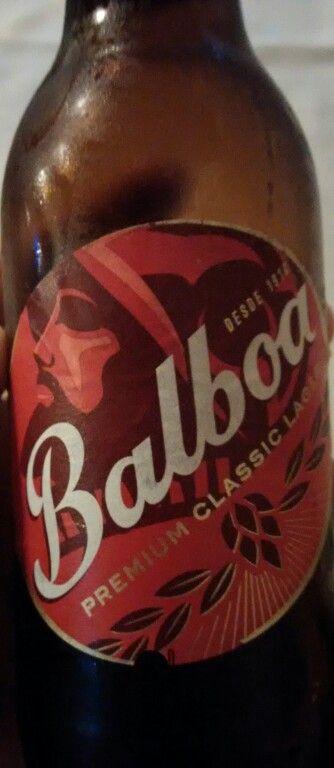 Balboa Larger - Panama