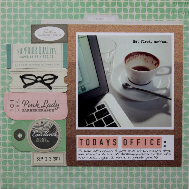 17 best images about scrapbook layouts on pinterest for 8x8 office design