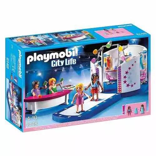 Playmobil 6148 Pasarela De Moda Bunny Toys - $ 2.199,99