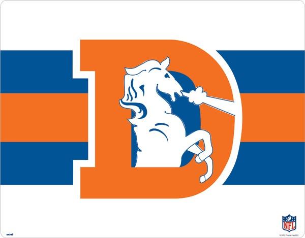 Retro Broncos logo