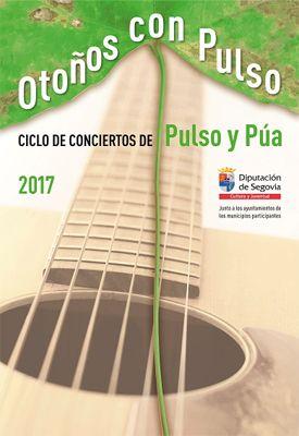 """""""Otoños con Pulso"""", celebran diez años difundiendo la Música por los pueblos segovianos http://www.revcyl.com/web/index.php/cultura-y-turismo/item/9752-otonos-con-p"""